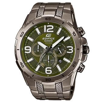 Casio Herren Armbanduhr Edifice EFR-538BK-3AVUEF Chronograph