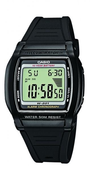 Casio Herren Armbanduhr W-201-1AVEF digital