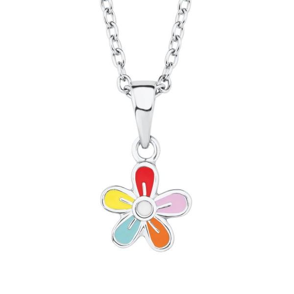 Lillifee Halskette 2019691 Blume Silber 925