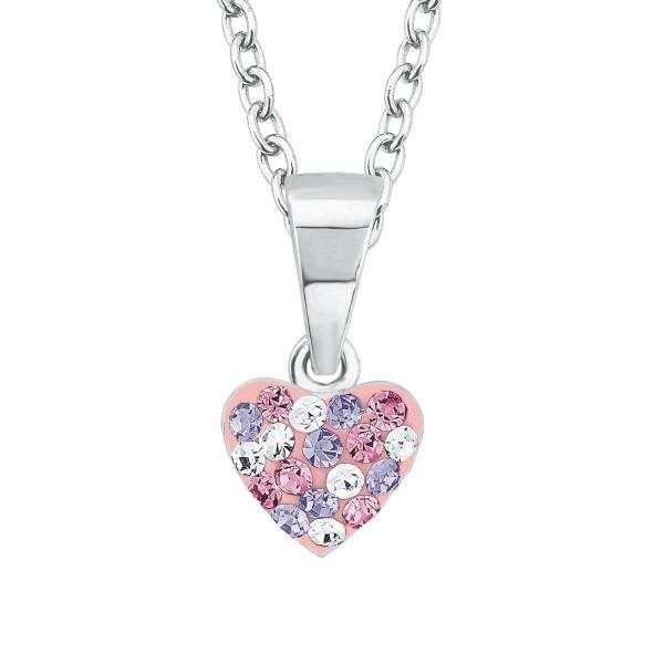 Lillifee 2013171 Halskette Herz rosa