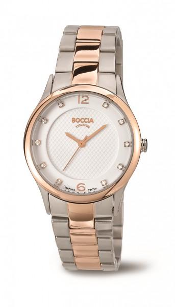 Boccia Damenuhr Style 3227-04