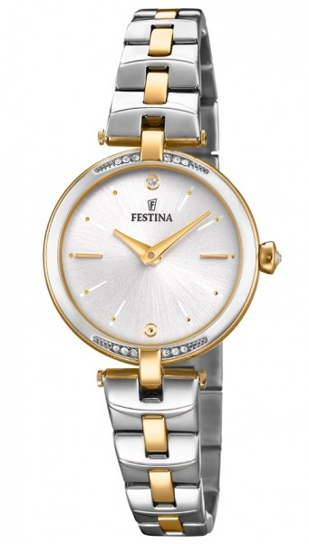 Festina Damen Armbanduhr F20308/1 Mademoiselle