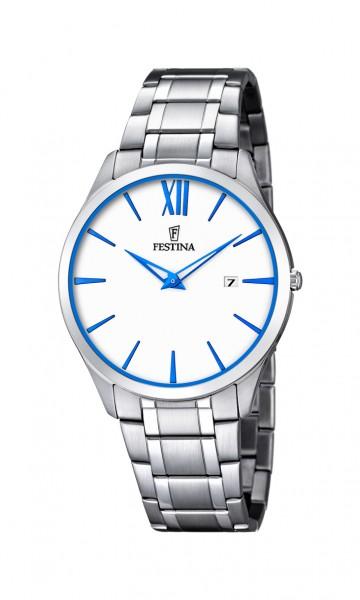 Festina Herren Armbanduhr F6832/2 Classic