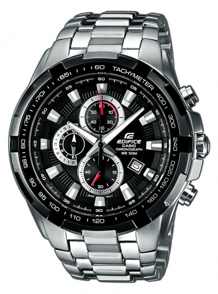 Herren-Armbanduhr Chronograph EF-539D-1AVEF Edifice