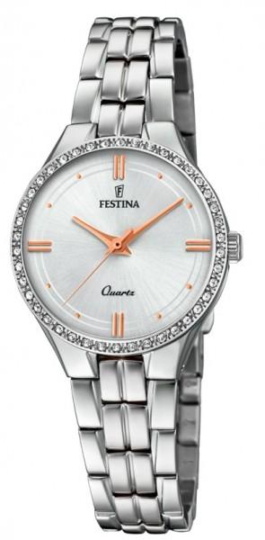 Festina Damen Armbanduhr F20218/1 Mademoiselle