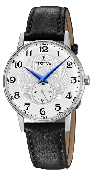 Festina Herren Armbanduhr F20566/1 Classic Retro