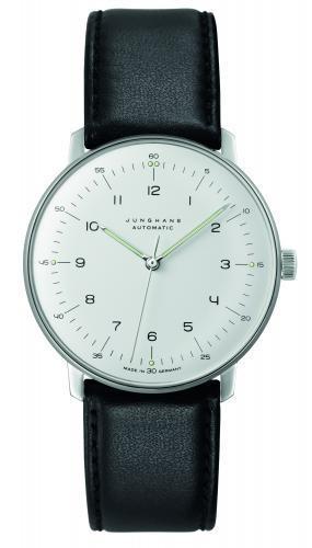 Junghans Herren Armbanduhr 027/3500.04 max bill Automatic