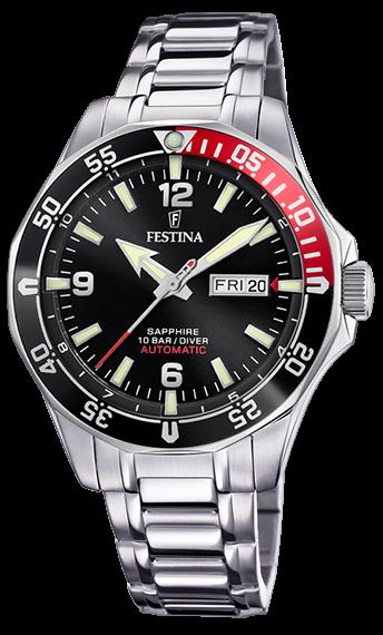 Festina Herren Armbanduhr F20478/5 Automatic