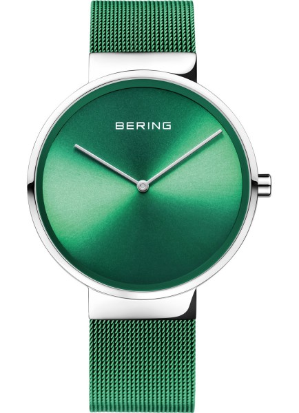 Bering Armbanduhr 14539-808 Classic grün