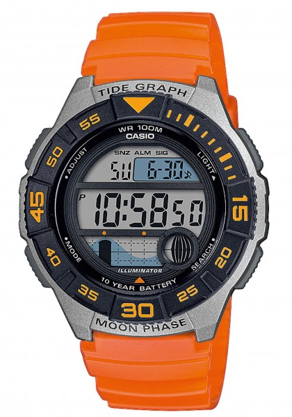 Casio Herren Armbanduhr WS-1100H-4AVEF digital