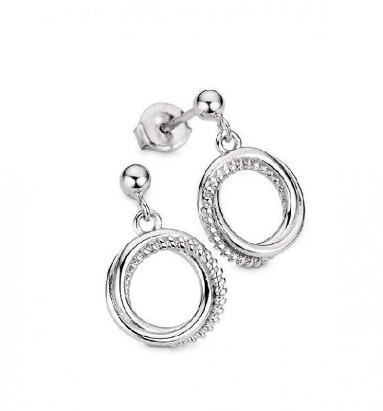 CEM Trends Damen Ohrhänger 5-210401-001 S-00534O Ringe Silber