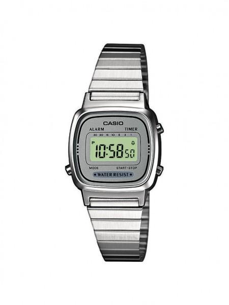 Casio Damen Armbanduhr LA670WEA-7EF Vintage digital