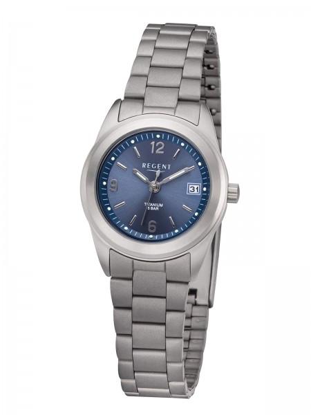 Regent Damen Armbanduhr F-1168 Titan