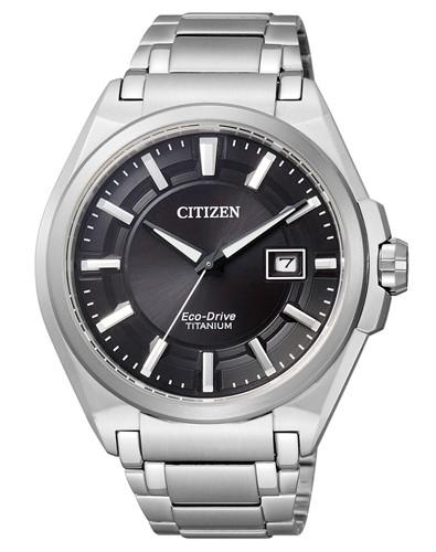 Citizen Eco-Drive BM6930-57E Titanium Herrenuhr