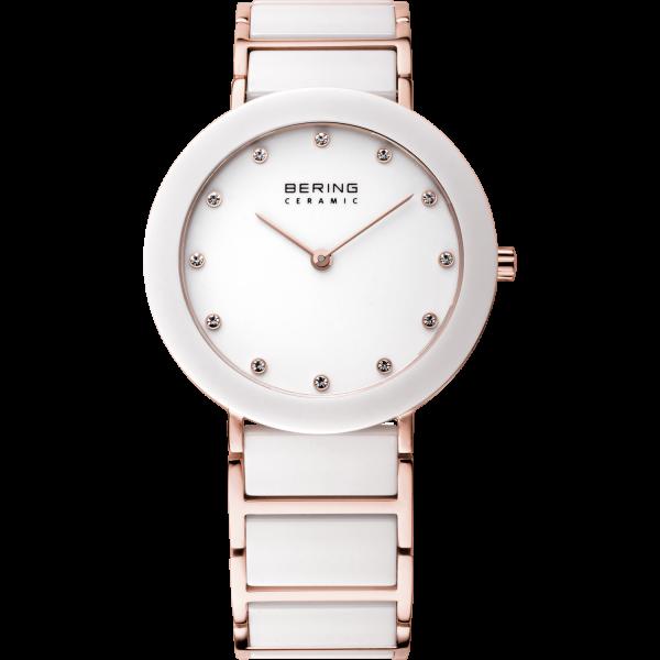 Bering Damen Armbanduhr 11435-766 Ceramic