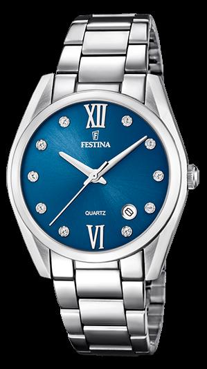 Festina Damen Armbanduhr F16790/C Boyfriend
