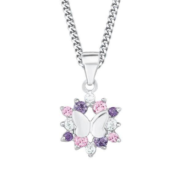 Lillifee 9245727 Halskette Schmetterling