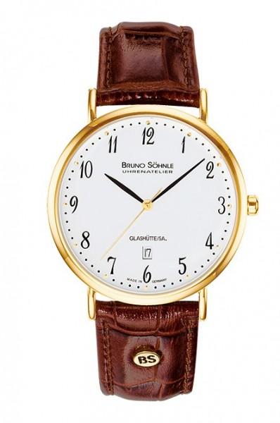 Bruno Söhnle Herren Armbanduhr 17-33085-921 NABUCCO