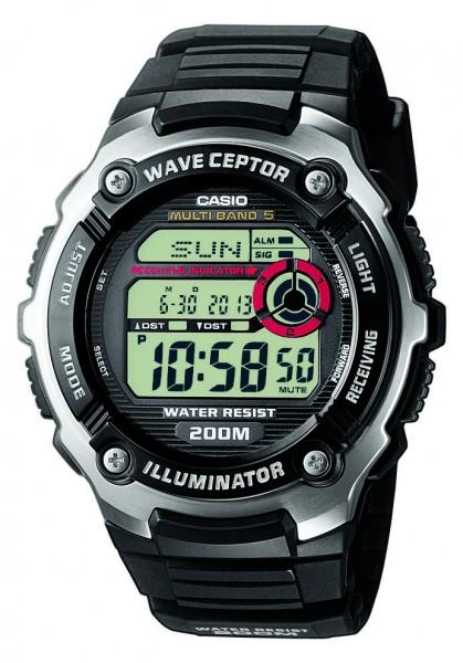 Casio Herren Armbanduhr WV-200E-1AVEF Funk digital