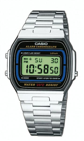 Casio Herren Armbanduhr A164WA-1VES Vintage digital