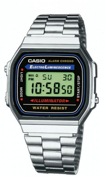 Casio Herren Armbanduhr A168WA-1YES Vintage digital