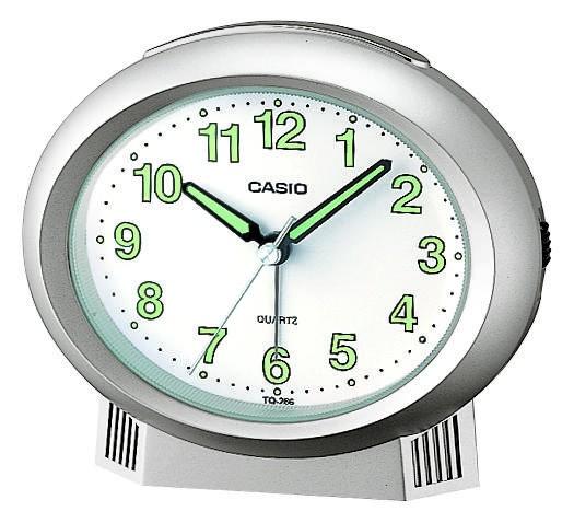 Casio Wecker TQ-266-8EF analog silber