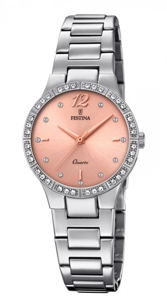 Festina Damen Armbanduhr F20240/3 Mademoiselle