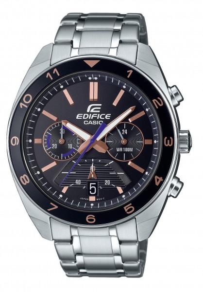 Casio Herren Armbanduhr Edifice EFV-590D-1AVUEF Chronograph