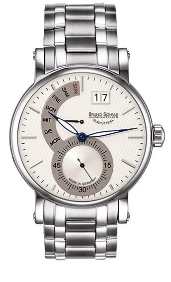 Bruno Söhnle Herren Armbanduhr 17-13073-284 PESARO 2