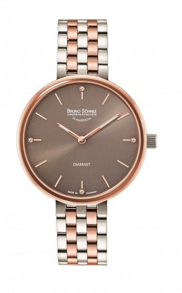 Bruno Söhnle Damen Armbanduhr FLAMUR II 17-63157-892