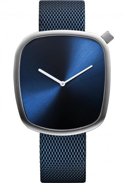 Bering Armbanduhr 18040-307 Classic blau IP