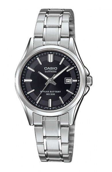 Casio Damen Armbanduhr LTS-100D-1AVEF analog