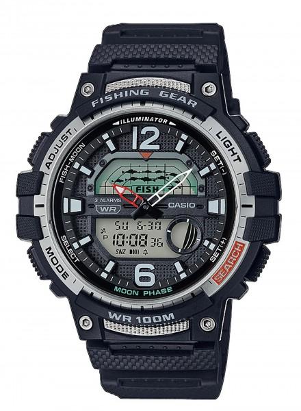 Casio Herren Armbanduhr WSC-1250H-1AVEF digital