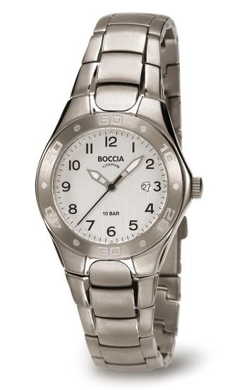 Boccia Damen Armbanduhr 3119-10 Sport