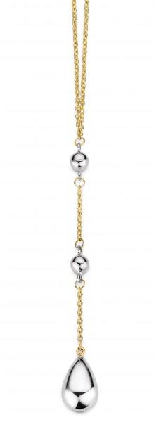 CEM Trends Damen Y Halskette G3-00338C Gold