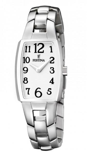 Festina Damen Armbanduhr F16498/1 Klassik