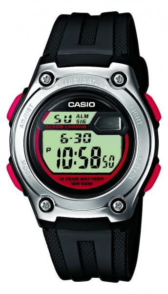 Casio Herren Armbanduhr W-211-1BVES digital