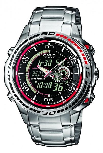 Casio Edifice EFA-121D-1AVEF Chronograph Herren