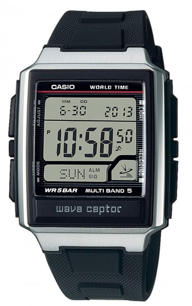 Casio Herren Armbanduhr WV-59R-1AEF Funk digital