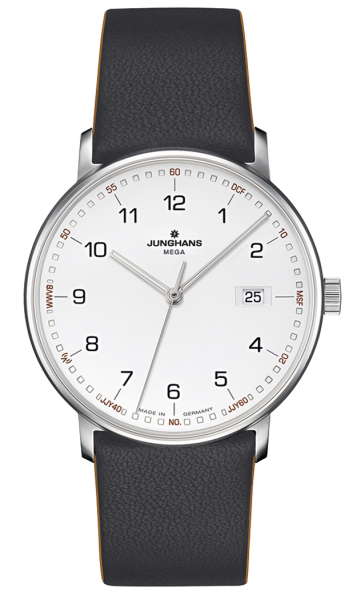 Junghans Herren Armbanduhr 058/4931.00 Form Mega