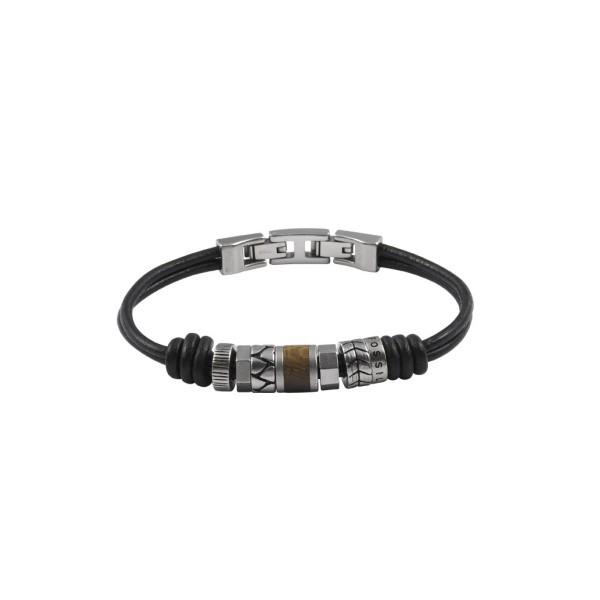 Fossil Herren Armband JF84196040 Vintage
