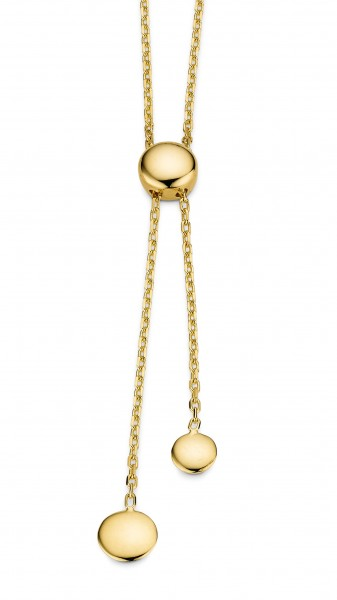 CEM Trends Damen Y-Halskette G3-00309C Gold