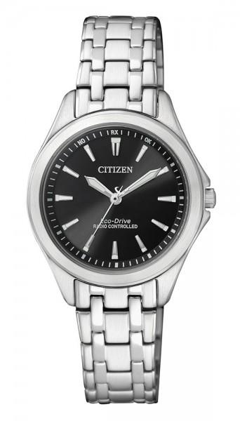 Citizen Damen Armbanduhr ES4020-53E Eco-Drive Funk