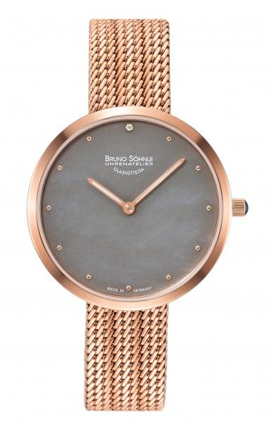 Bruno Söhnle Damen Armbanduhr 17-63171-850 NOFRIT Rose