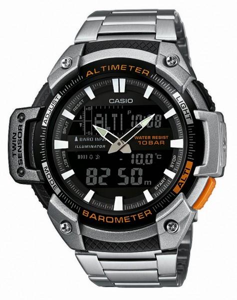 Casio Herren Armbanduhr SGW-450HD-1BER Multifunktion