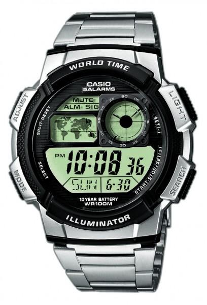 Casio AE-1000WD-1AVEF digitale Herrenuhr