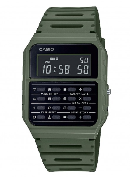 Casio Herren Armbanduhr CA-53WF-3BEF Vintage digital