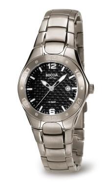 Boccia Damen Armbanduhr 3119-07 Sport