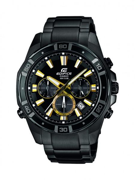 Casio Edifice EFR-534BK-1AVEF Chronograph Herren