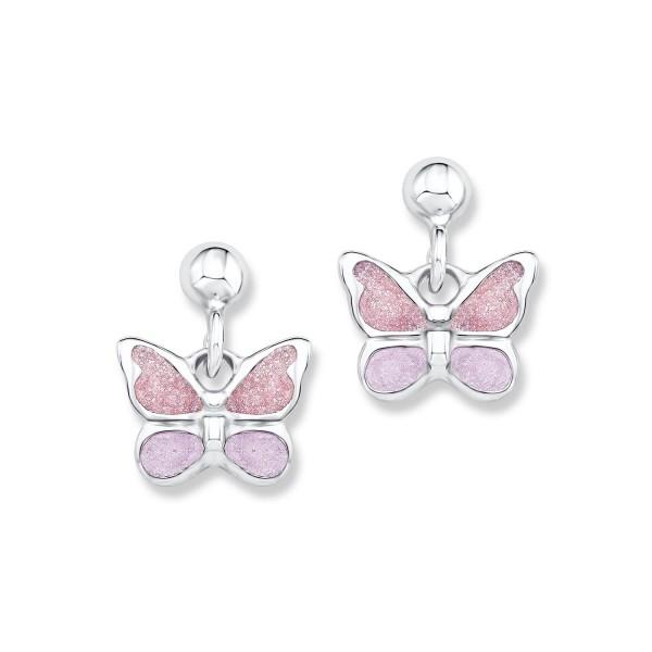 Lillifee 9082568 Ohrhänger Schmetterling